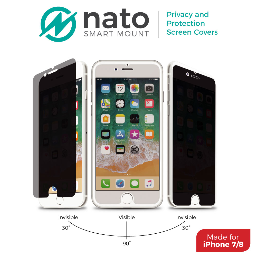 iPhone 7/8 Privacy Screen