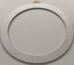 Metal Rings for Wireless Charger (silver)