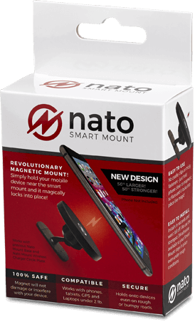 2 Nato Smart Mount XL (black)